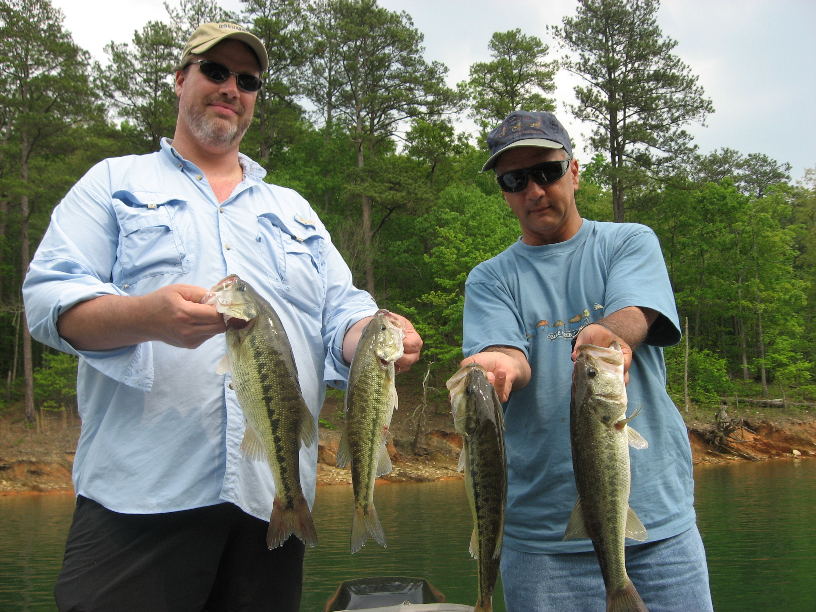 Lake Allatoona Guides