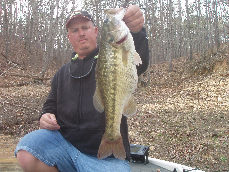 Atlanta Spotted Bass Fishing