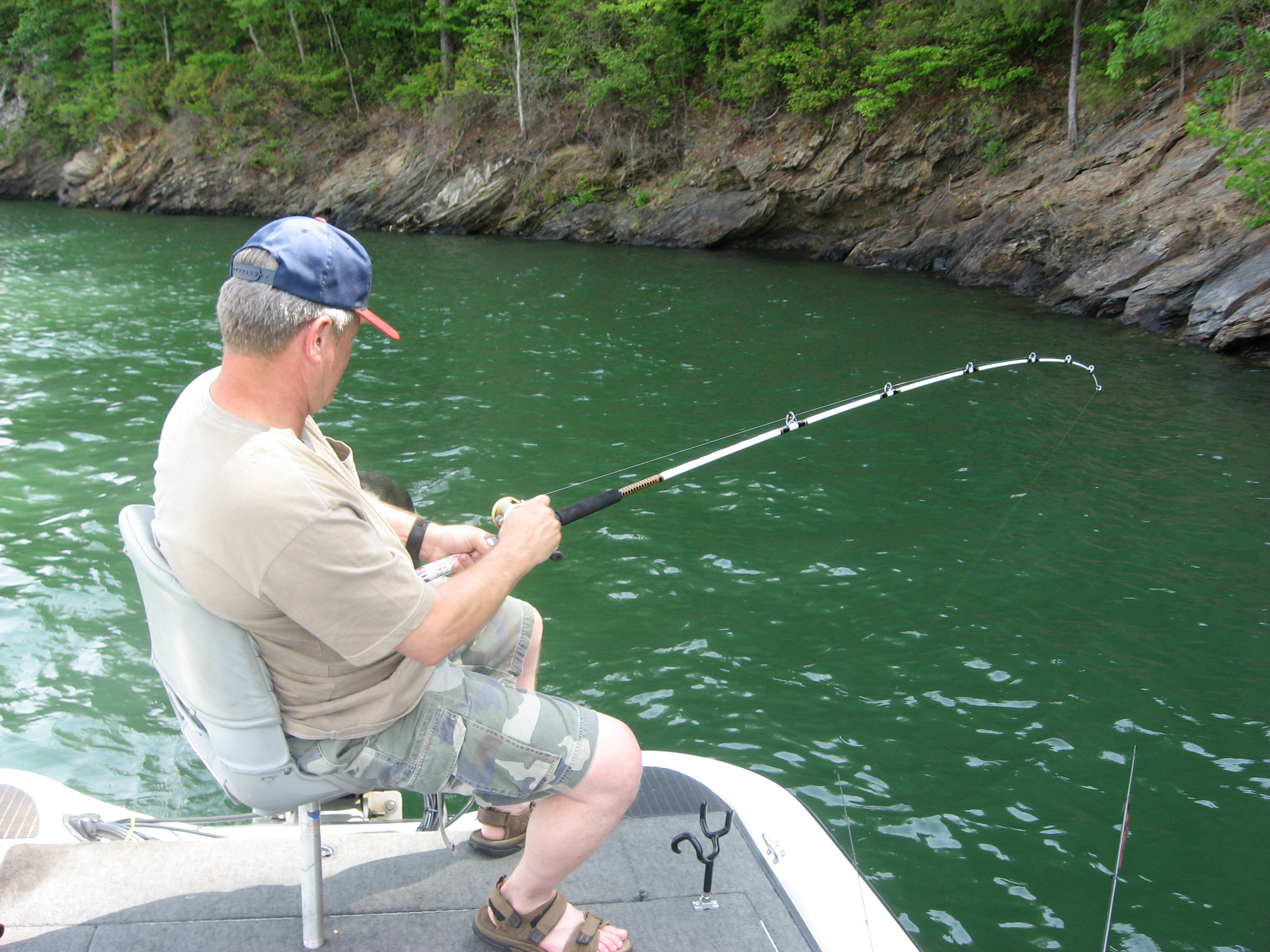 lake allatoona spot country fishing guides testimonials
