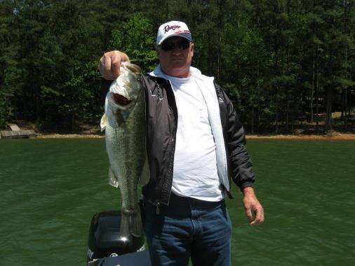 Atlanta Bass Fishing on Lake Allatoona