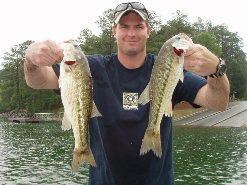 Lake Allatoona Fishing Guide Mike Bucca