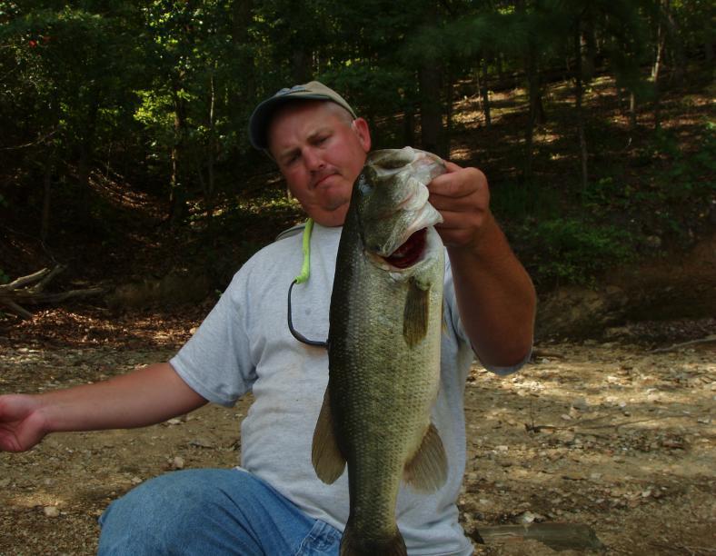 Allatoona 8 4 georgia outdoor news forum for Lake acworth fishing