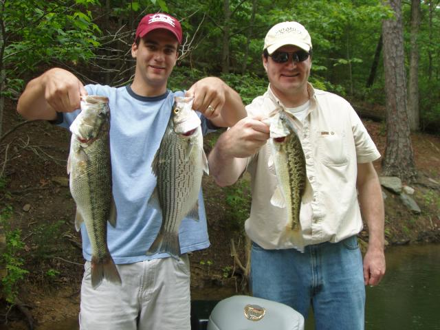 Allatoona Topwater Fishing Guide