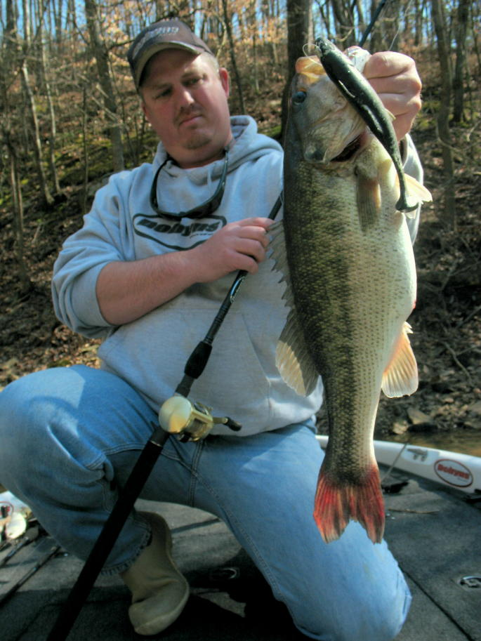 lake allatoona fishing report Lake Allatoona Fishing Guides - Triton Mike Bass Fishing - Atlanta ...