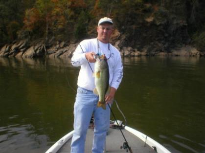 Lake Allatoona Largemouth Bass